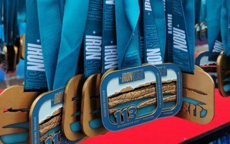 ЮНИТ МАРК ПРО на этапе соревнований IronStar по триатлону в Геленджике