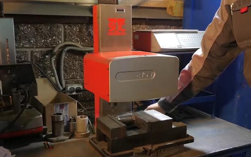 Внедрение ударно-точечной маркировки на Заводе «Сателлит»