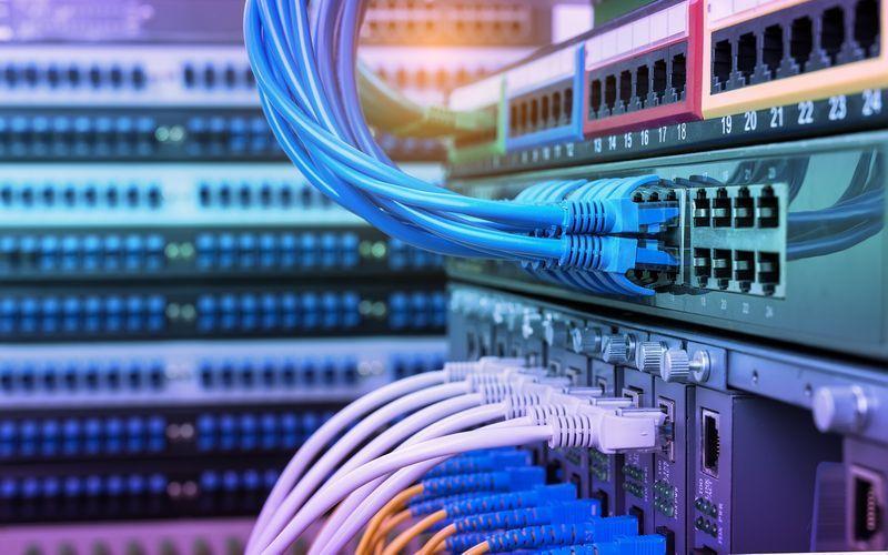 DFA использует цветную маркировку Brady для кодировки сетевой инфраструктуры