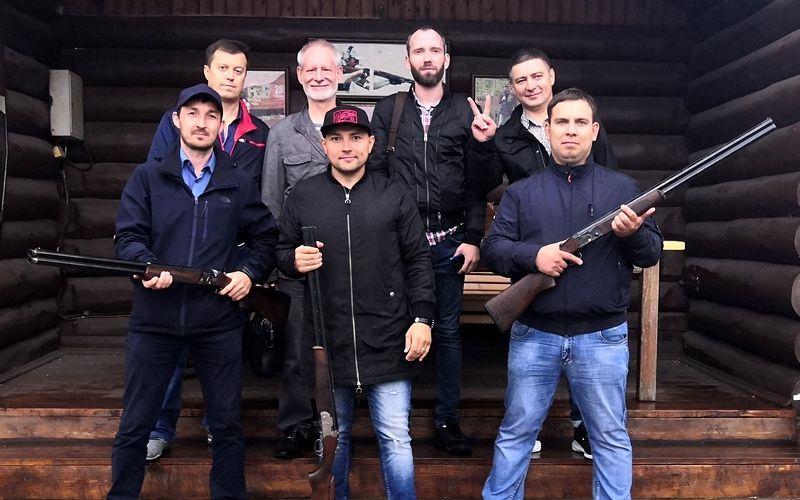Команда ЮМП из Тольятти красиво побеждает и красиво отдыхает